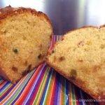 Plum Cake de fruta confitada | Recetas fáciles de Los Postres de Mami  Mi receta de cocina