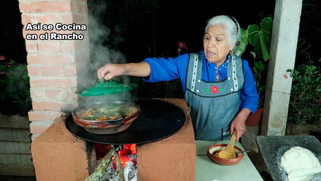 Receta Bien Barata y Fácil Así se Cocina en el Rancho