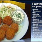 Receta Falafel sin gluten y sin lactosa como se hace  Mi receta de cocina