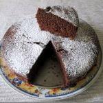 Receta: Queque  De Chocolate Y Nueces - Silvana Cocina  Mi receta de cocina