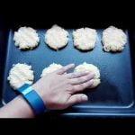 Receta Simple de Alfajores de Dulce de Leche Sin TACC - Volentiery Bakery Mi receta de cocina