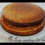 Receta de Bizcocho de Naranja y Yogur Mi receta de cocina