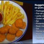 Receta de  Nuggets de pollo sin gluten y sin lactosa, como se hace  Mi receta de cocina