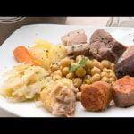 Receta de cocido madrileño - Karlos Arguiñano