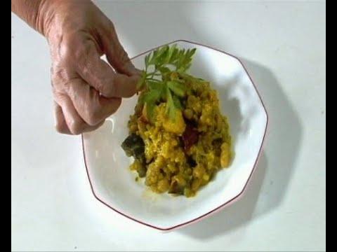 Recetas de Bélmez de la Moraleda: Marías en la cocina y Empedrado de arroz y Andrajos   Comételo