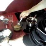 Recetas de cocina: volcán o culán de chocolate