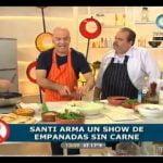 Recetas sin carne: Mil opciones de empanadas de verdura (Parte 1).  Mi receta de cocina