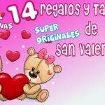Regalos de San Valentín fáciles y tarjetas 💗 Manualidades para mi novio 14 febrero dulces sin horno