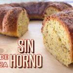 Rosca de naranja ¡SIN HORNO! - Cocina Vegan Fácil