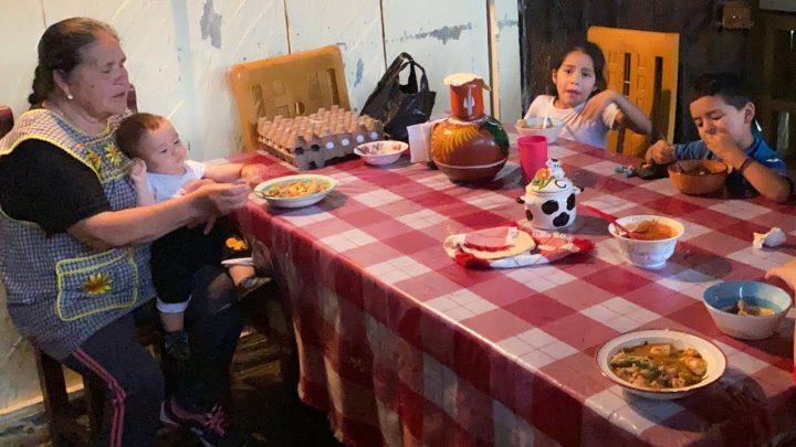 Sopita Aguada para Mis Nietos De Mi Rancho A Tu Cocina