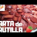 TARTA DE FRUTILLA| Aquí sin gluten Mi receta de cocina
