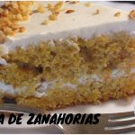TARTA DE ZANAHORIAS APTA TAMBIEN PARA DIABETICOS/DULCES PARA DIABETICOS/CARROT CAKE  Mi receta de cocina