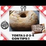 TORTA 1-2-3-4  FÁCIL CON TIPS!  SIN TACC  Aquí sin gluten  Mi receta de cocina