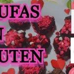TRUFAS DE CHOCOLATE SIN GLUTEN🍫  Receta muy facil  Mi receta de cocina