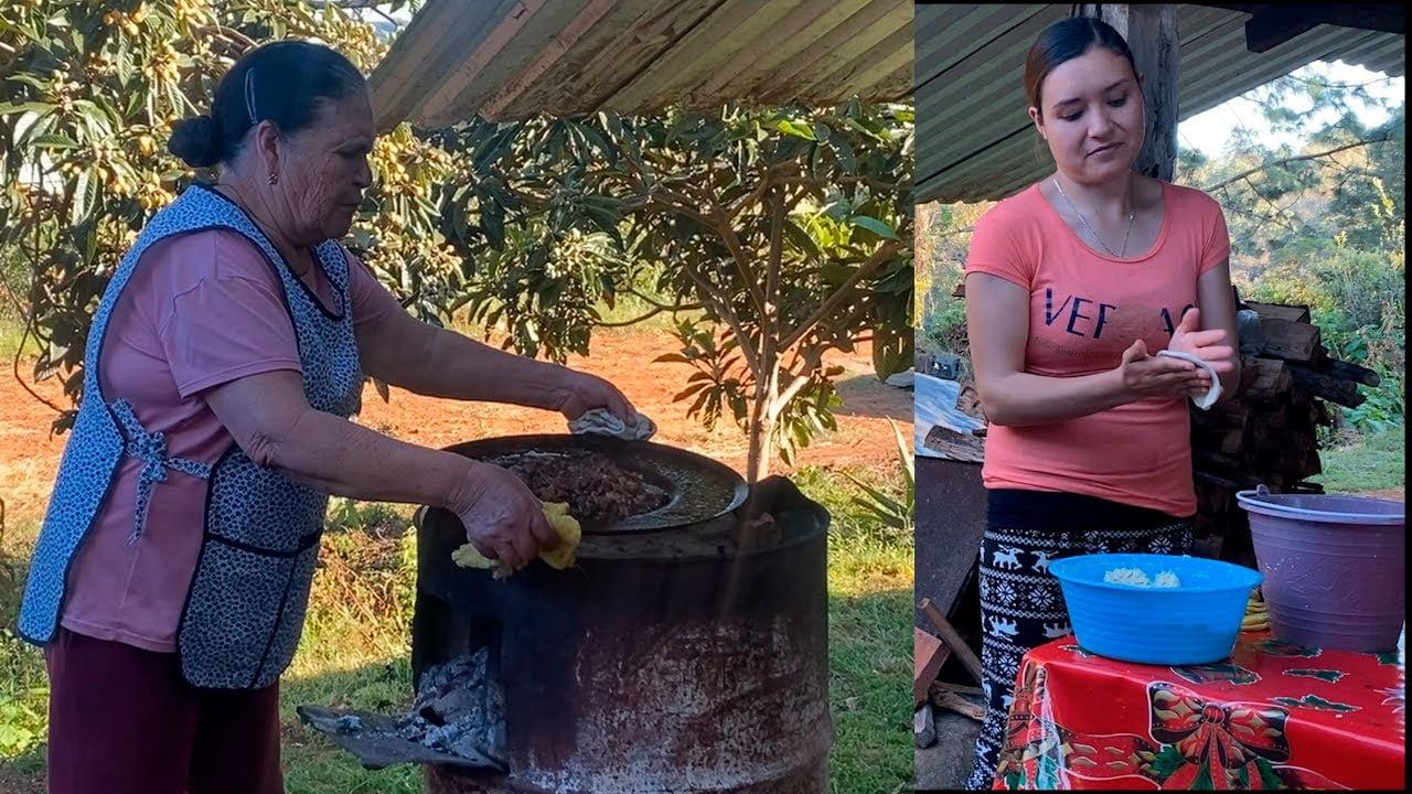 Tacos de Percanses De Mi Rancho A Tu Cocina