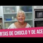 Tarta de Choclo y Tarta de Acelga! Mirta Carabajal #Tartas #TartadeAcelga #TartadeChoclo #Cocina