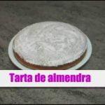Tarta de Santiago o almendras recetas de cocina con Mila