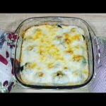 Te vas a enamorar de este receta brocoli y pollo gratinado una receta muy sabrosa | Mi receta de cocina