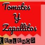 Tomates y Zapallitos rellenos Fácil, Rápido y Económico/ sin gluten/ gluten free/ celiacos  Mi receta de cocina