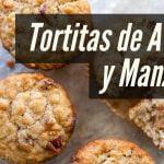 Tortitas de Avena y Manzana   La mejor receta de todas [FÁCIL Y RÁPIDA]  Mi receta de cocina