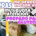VOLVÍ LOCO AL DEL ALMACEN 😁😂PRWGUNTA QUE PREGUNTA+PREPARO PAN SIN GLUTEN  Mi receta de cocina
