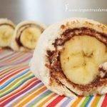 Video Sushi de banana | Recetas fáciles de Los postres de Mami  Mi receta de cocina