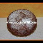 como hacer un bizcocho de naranja fácil y riquísima (www.racoinfantil.com)  Mi receta de cocina