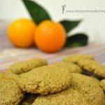 galletas de jengibre, avena y naranja | Recetas fáciles de Los Postres de Mami  Mi receta de cocina