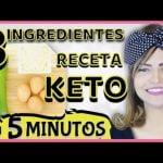 ✅ solo 3 INGREDIENTES y en solo 5 MINUTOS❗️RECETA KETO💯cetogenica #ketofacil #dieta #keto Mi receta de cocina