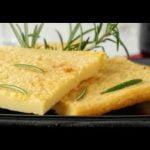 ▷Receta de 🍪Fainá vegana  🥦fáciles y ligeras Cocina Saludable y Casera