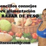 10 TIPS para BAJAR DE PESO - ADELGAZAR Y REDUCIR CINTURA