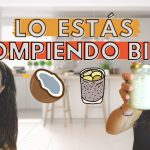 FORMA CORRECTA ✅ DE ROMPER AYUNO INTERMITENTE PARA BAJAR DE PESO | RECETA LECHE DE COCO Y PUDÍN CHÍA
