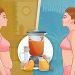 Receta para quemar grasa y bajar de peso en 14 días