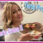 🥮Receta FIT para bajar de peso RÁPIDO 💨!!Tarta 🍰 de CHOCOLATE 🍫 SIN GRASA,recetas Fitness