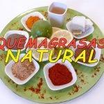 QUEMAGRASA ABDOMINAL / 4 Recetas naturales  / COMO QUEMAR GRASA ABDOMINAL