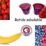 Batido saludable para perder peso, bajar el colesterol y estar bien de salud 🏋 En vivo