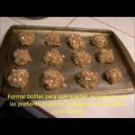 #46 Receta: galletas de avena y chia  Mi receta de cocina