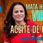 ACEITE DE COCO: Mata Virus, Hongos y Parásitos ¿Cómo tomarlo?  Mi receta de cocina
