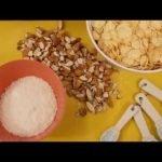 Barritas de cereal sin Gluten  de Patricia Gabriel Mi receta de cocina