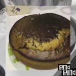 Bizcocho con pepitas chocolate!!!  Mi receta de cocina