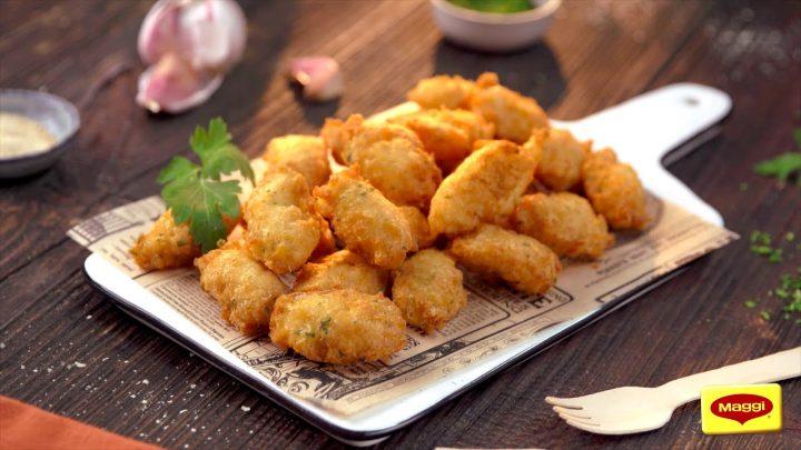 Buñuelos de bacalao y patata - Recetas Maggi