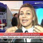 CARMELA BARRIENTOS - Estudiante de Licenciatura en Nutrición  Mi receta de cocina
