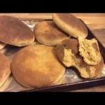 CEMITAS de TRIGO 100% ( trigo )  Mi receta de cocina