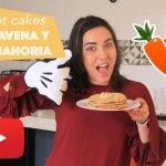 CÓMO HACER HOTCAKES DE AVENA Y ZANAHORIA.RECETA FÁCIL (NUTRIOLOGA MARJORIE CORDOVA)  Mi receta de cocina