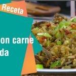 Cocina | Receta de Secretos de Cocina de Unilever: Arroz con carne mechada