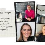 Cocinando entre amigas Caro Moyano, Colette Cortina, Gaby Bernal y Sofí Guzman con Thermomix  Mi receta de cocina