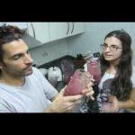 Comida Sana: Smoothie de Frutas (invitada Erika Baum) - Roba Morena TV #20