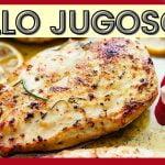 🔴Como Hacer Pollo al Horno🔴 FACILISIMO | Como preparar pollo al horno JUGOSO NAVIDEÑO