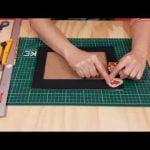 Cómo decorar marcos con decoupage| facilisimo.com