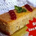 Cómo hacer Pudin de plátano con caramelo de naranja sin lactosa | El Dulce Paladar  Mi receta de cocina